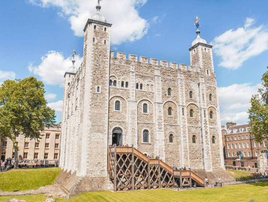 Tower of London bezienswaardigheden