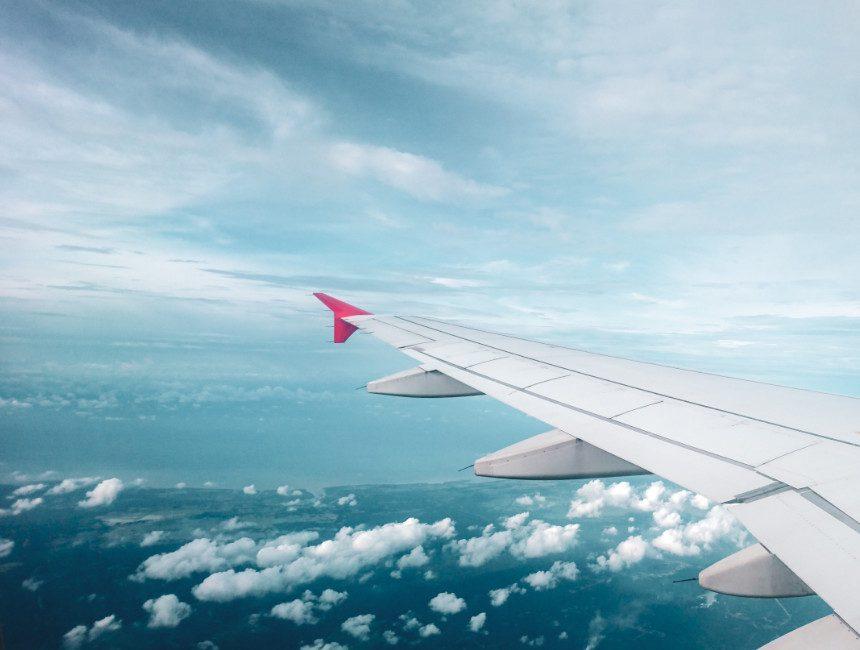 vlucht Thailand België