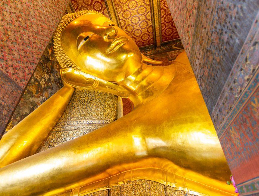 Wat Pho Bangkok rondreis