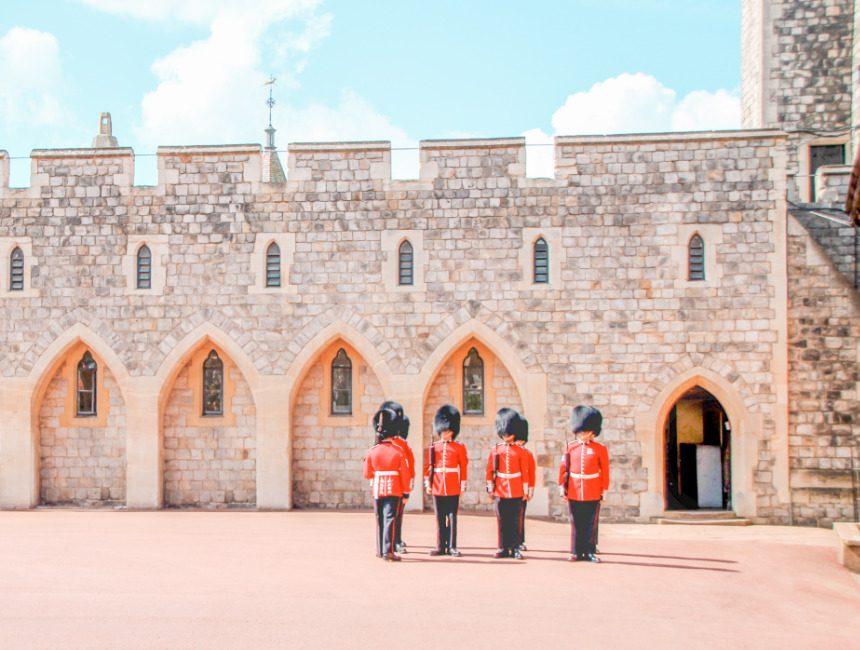 Windsor Castle daguitstap Londen