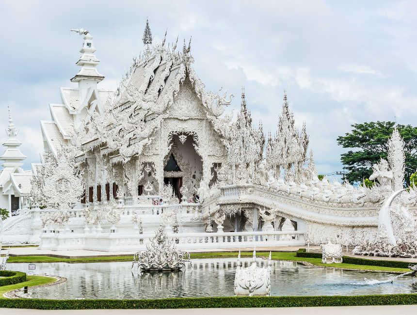 witte tempel chiang rai