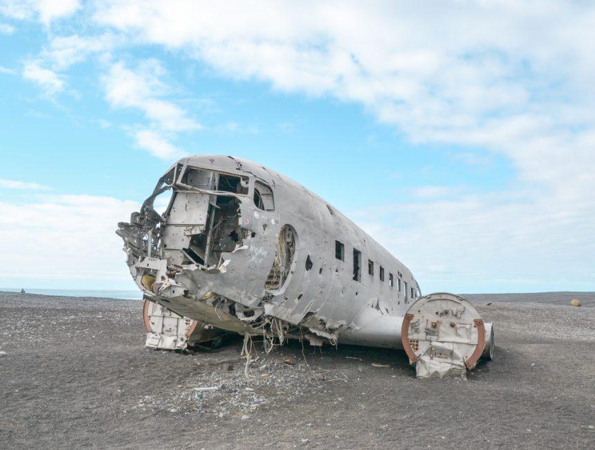 DC-3 vliegtuig IJsland dingen om te doen