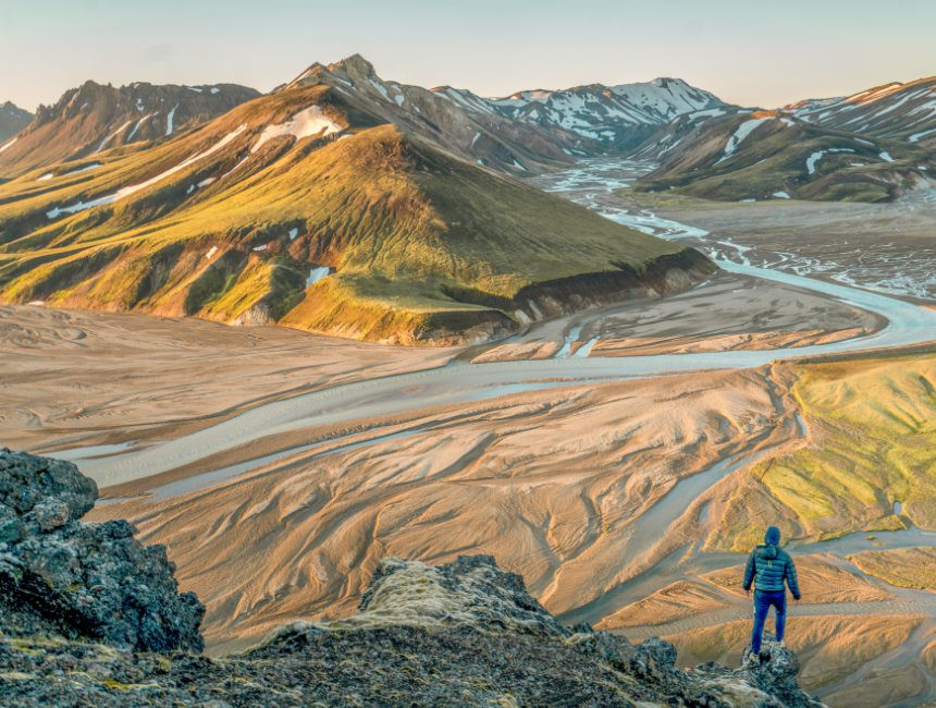 Landmannalaugar dingen om te doen in IJsland
