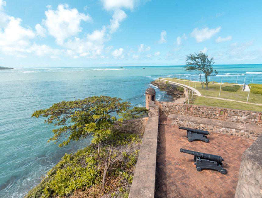 San Felipe fort Puerto Plata