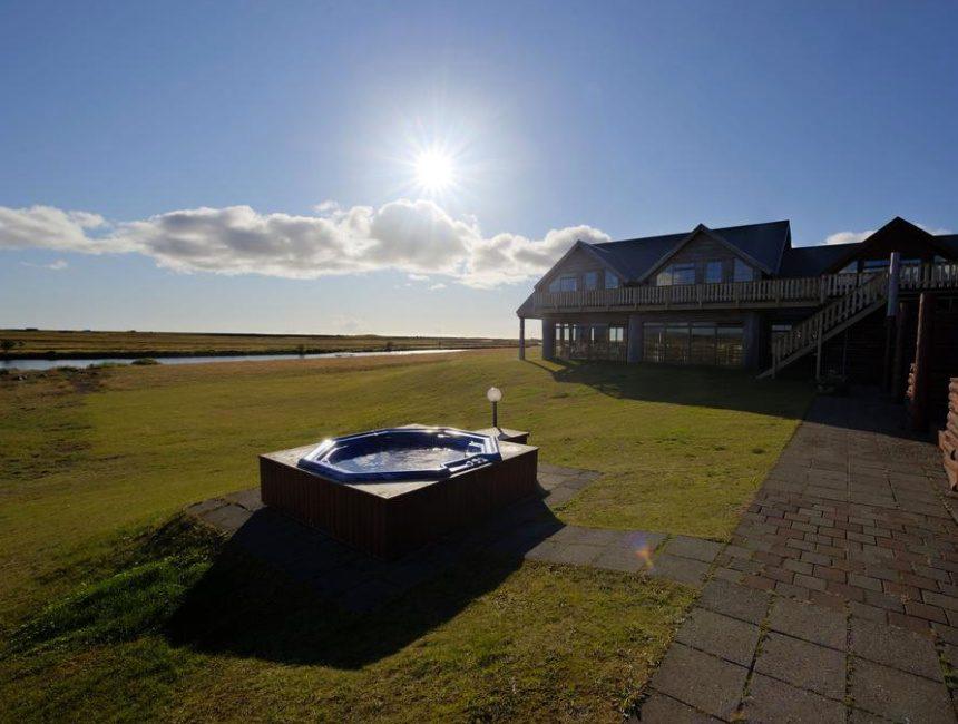 bezienswaardigheden IJsland hotel Ranga