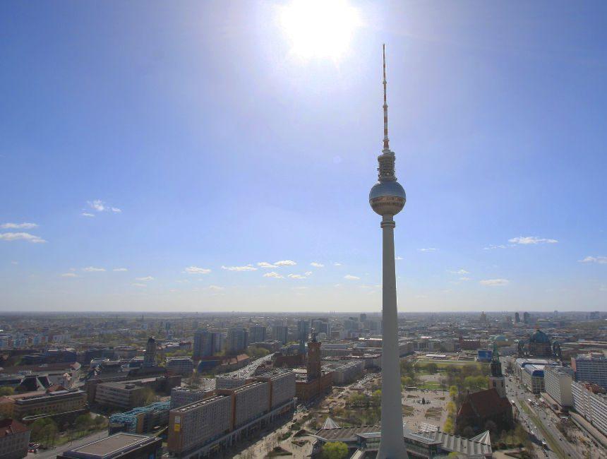 tv toren Berlijn