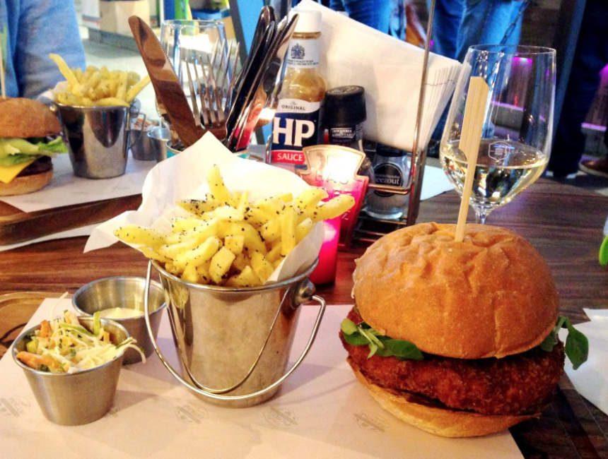 vegetarische restaurants rotterdam firma pickles