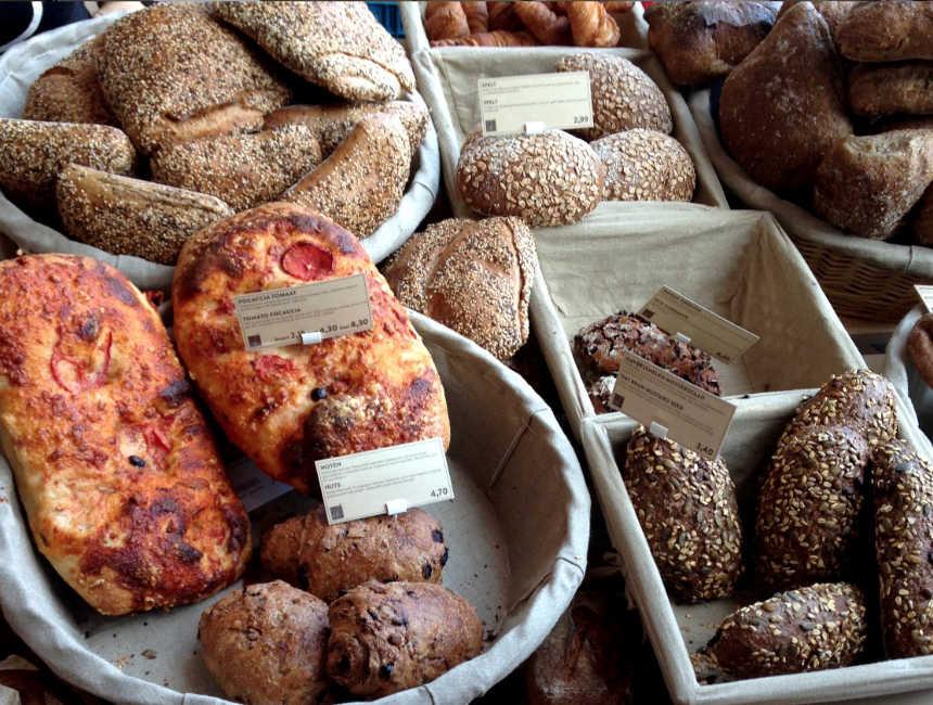 vegetarisch restaurant rotterdam de markthal