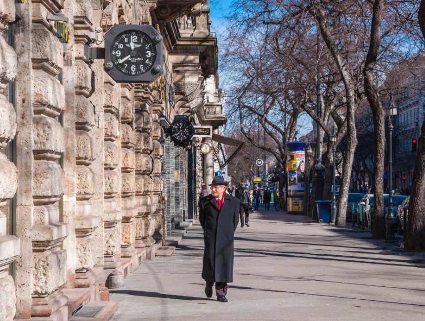 wat te zien in Boedapest? Andrassyboulevard