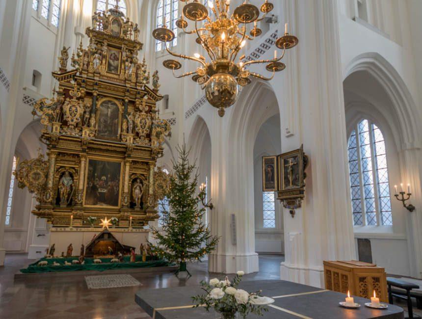 St Petri Kyrka wat te doen in Malmo
