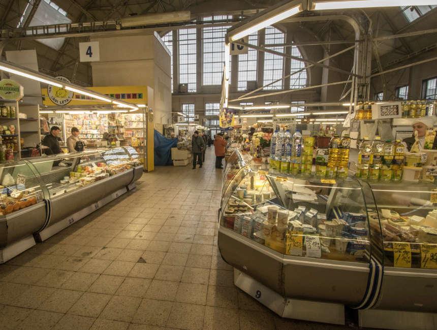centrale markt riga activiteiten