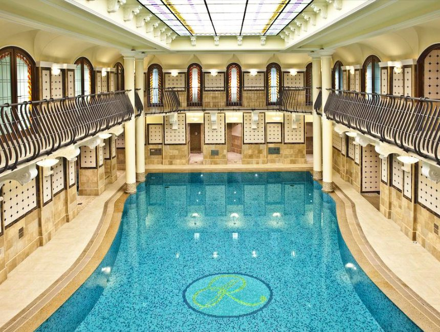 bezienswaardigheden Boedapest Corinthia hotel