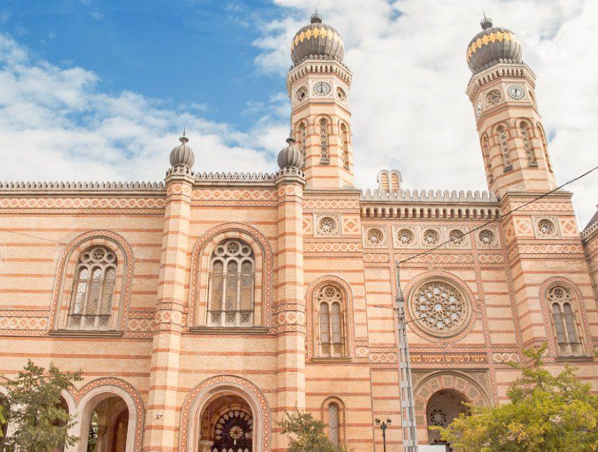 bezienswaardigheden boedapest synagoge