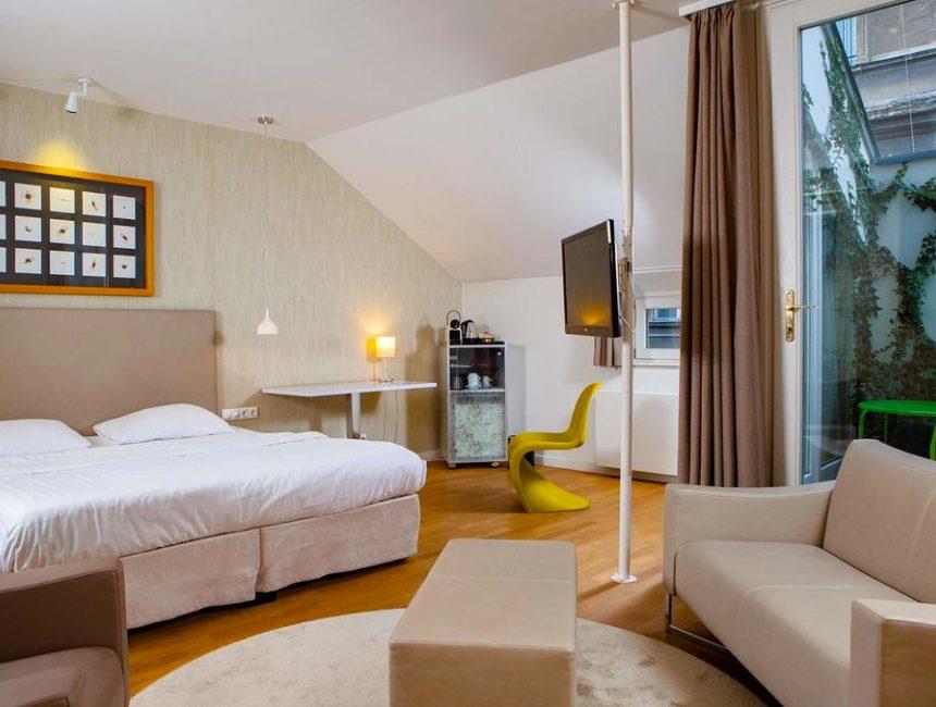 Casati Superior hotel Boedapest