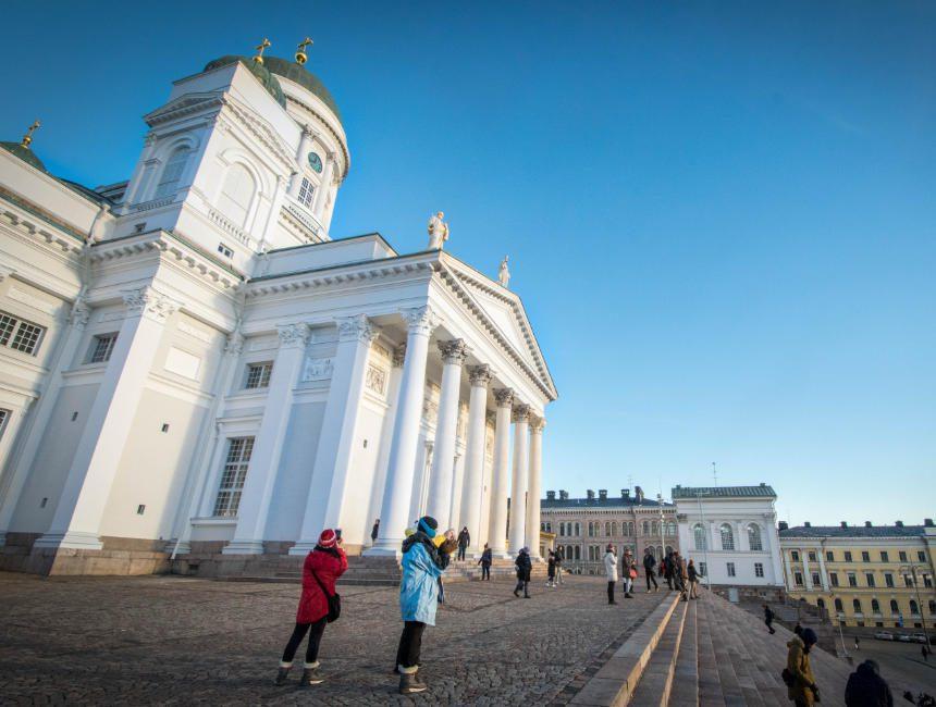 domkerk van Helsinki bezienswaardigheden