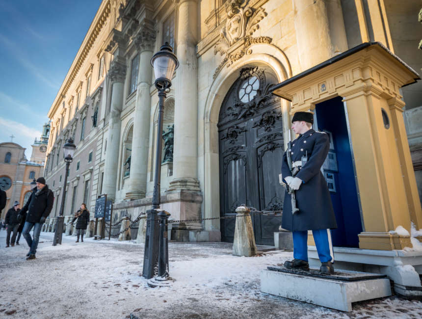 koninklijk paleis stockholm bezienswaardigheden