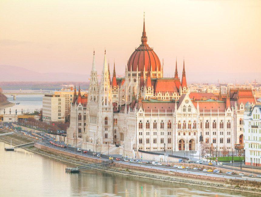 parlement boedapest bezienswaardigheden