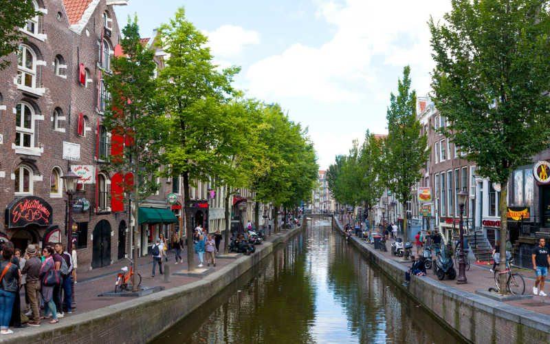 rondleiding Wallen Amsterdam