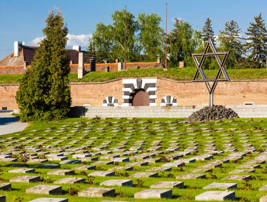 theresienstadt bezienswaardigheden omgeving praag