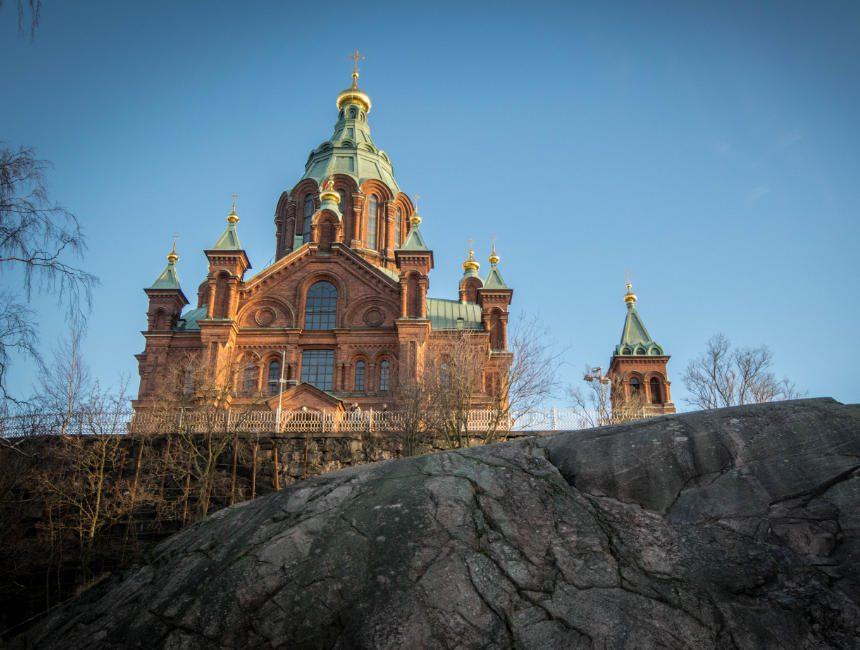 uspenski kathedraal wat te doen in Helsinki