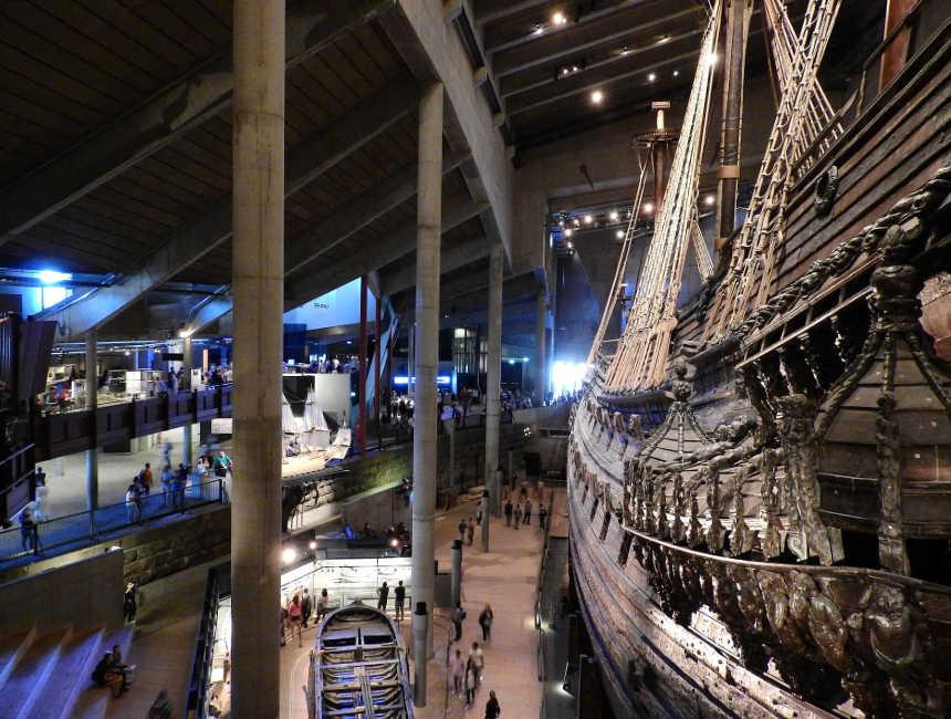vasa museum stockholm bezienswaardigheden