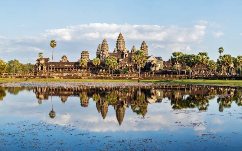 Angkor Wat bezoeken