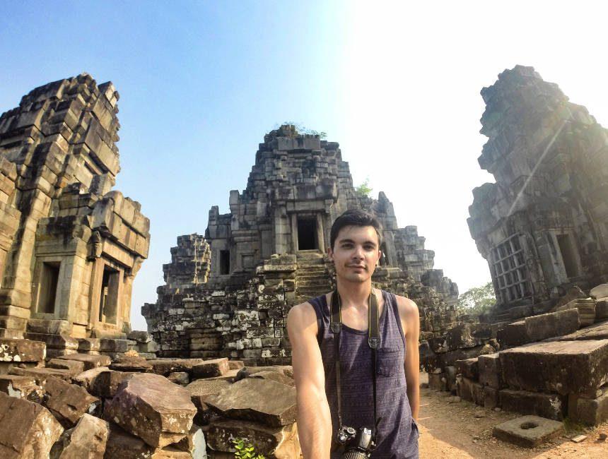 bezoek Angkor Wat