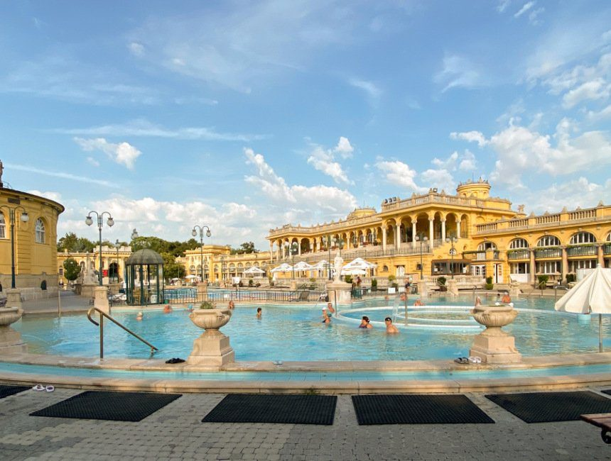szechenyibad Boedapest bezoeken