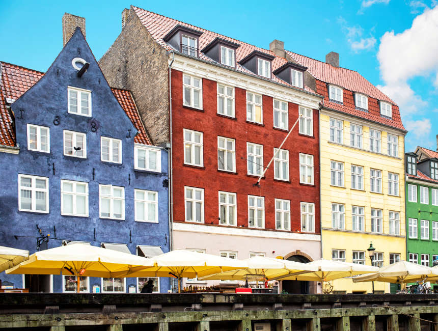 restaurants Nyhavn