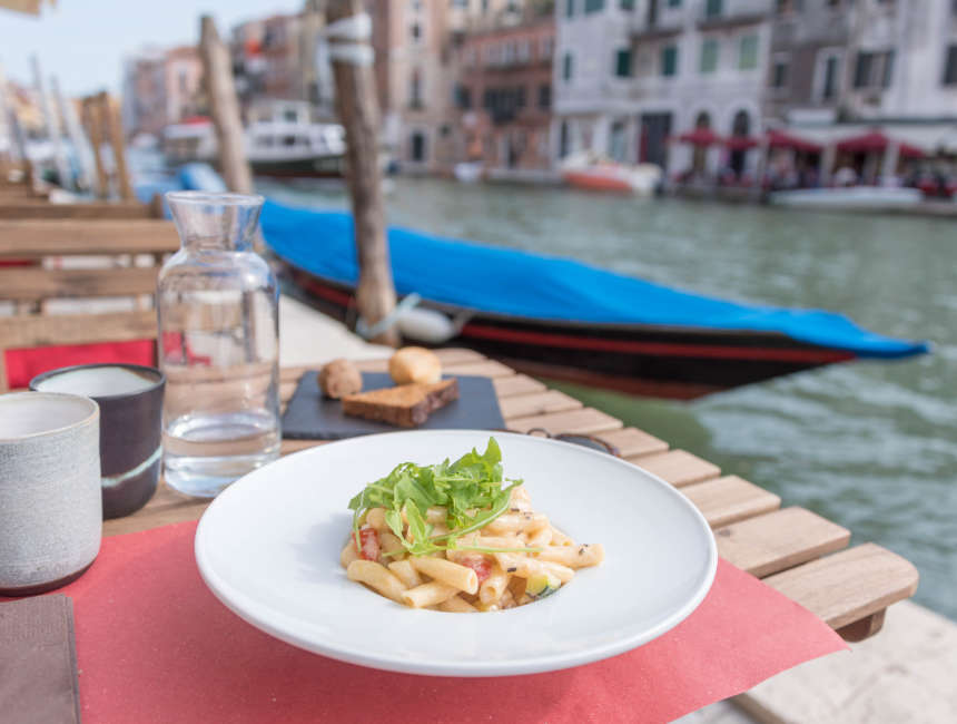 laguna libre Venetie restaurants