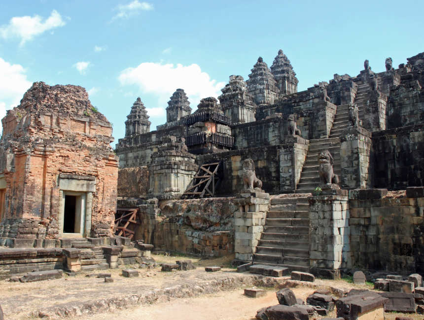 phnom bakheng tempel angkor wat