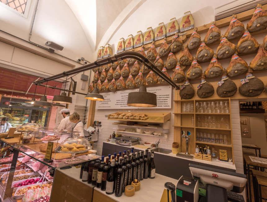 salumeria simoni beste restaurant bologna