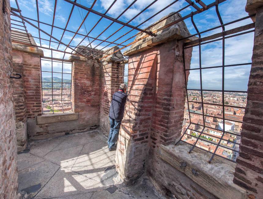 torre degli asinelli bologna bezienswaardigheden uitzicht