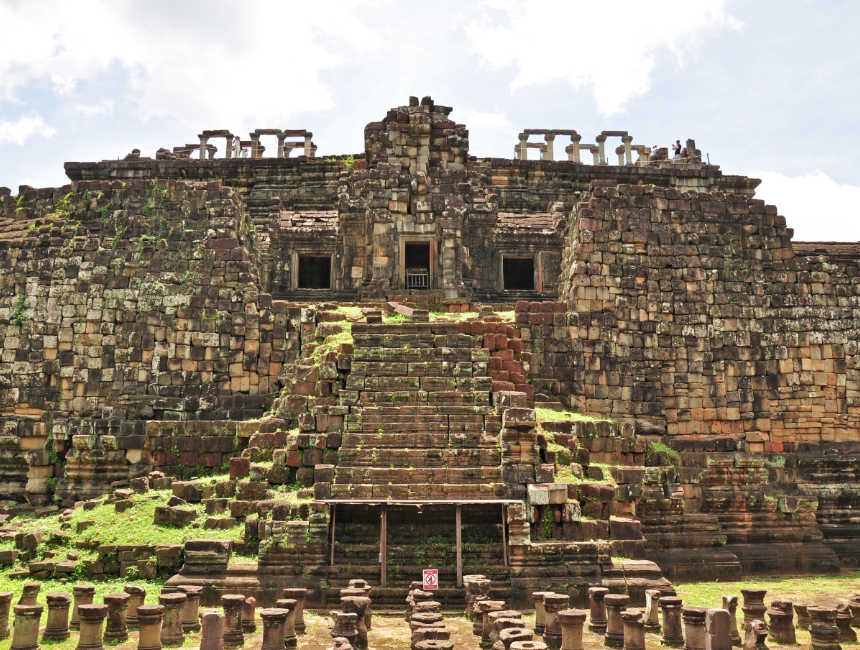 baphuon tempel angkor