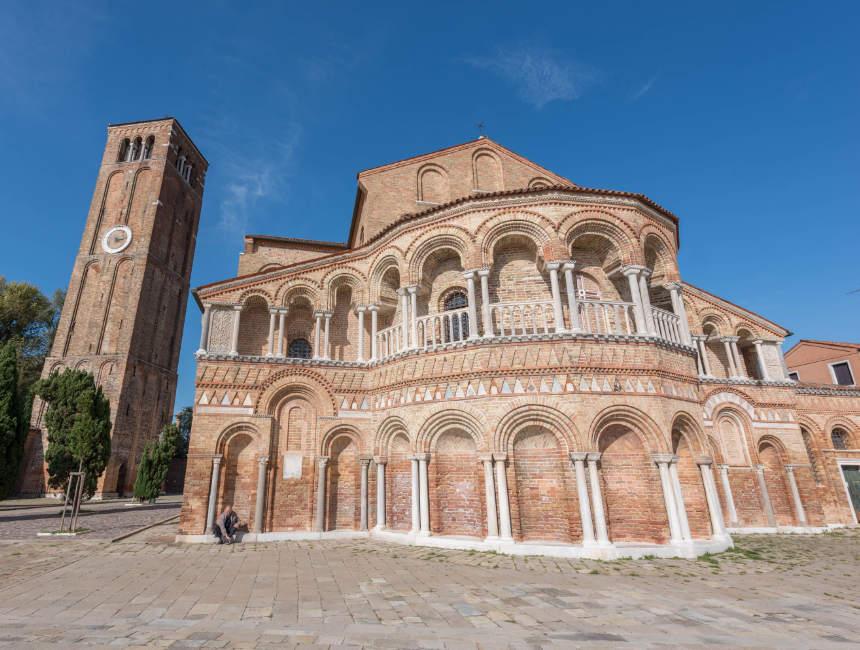 Santa Maria e San Donato basiliek murano