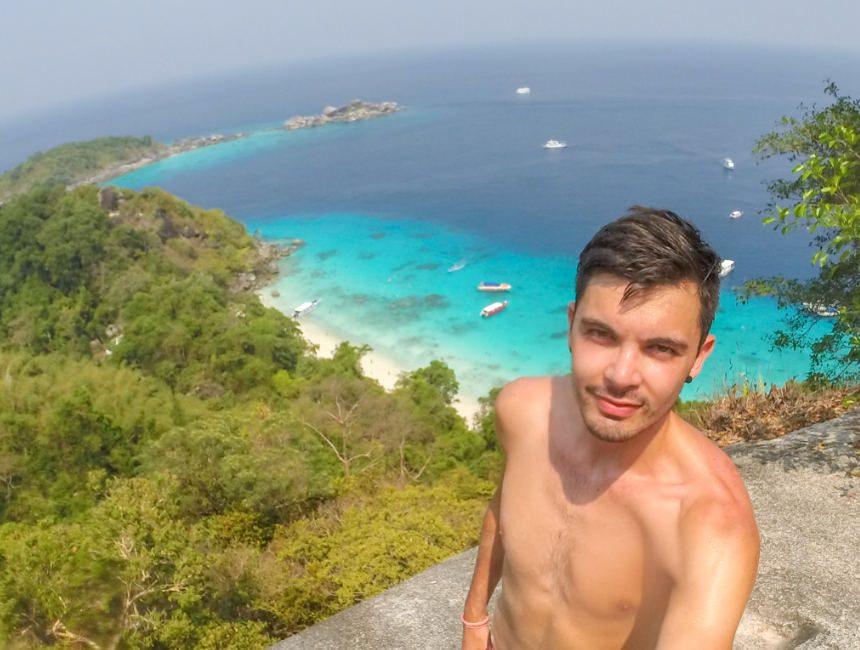 checkoutsam Similan eilanden Thailand