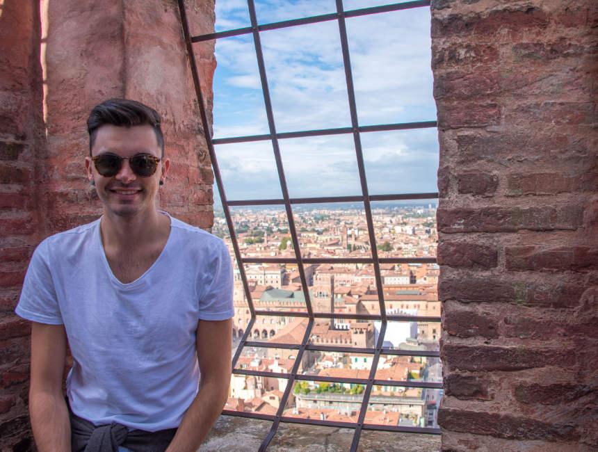 twee torens Bologna checkoutsam