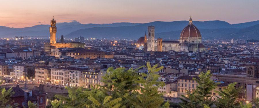 Italië Florence Firenze