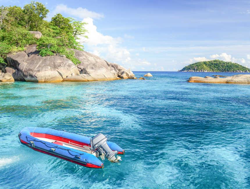 liveaboard similan islands