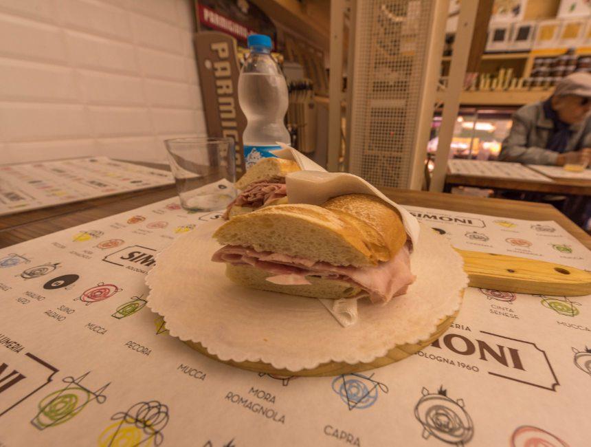 salumeria simoni beste restaurants Bologna