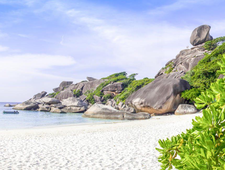 similan eilanden overnachten