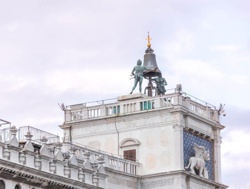 Torre dell Orologio venetie