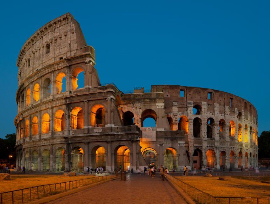 bezienswaardigheden Rome colosseum