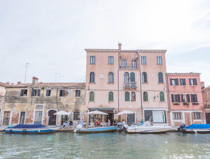 Cannaregio Venetië