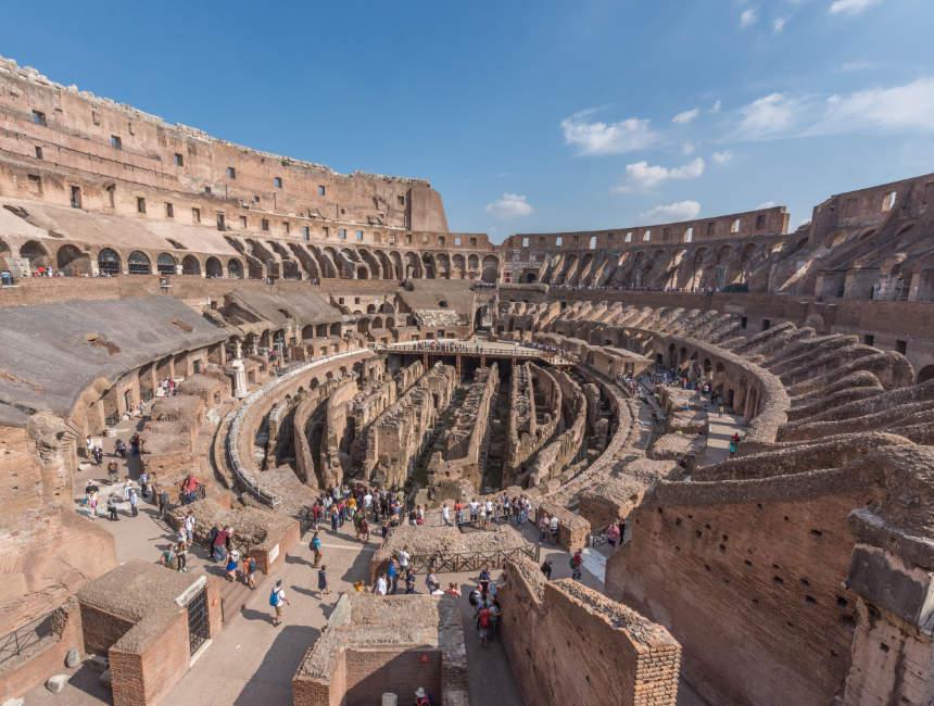 arena colosseum