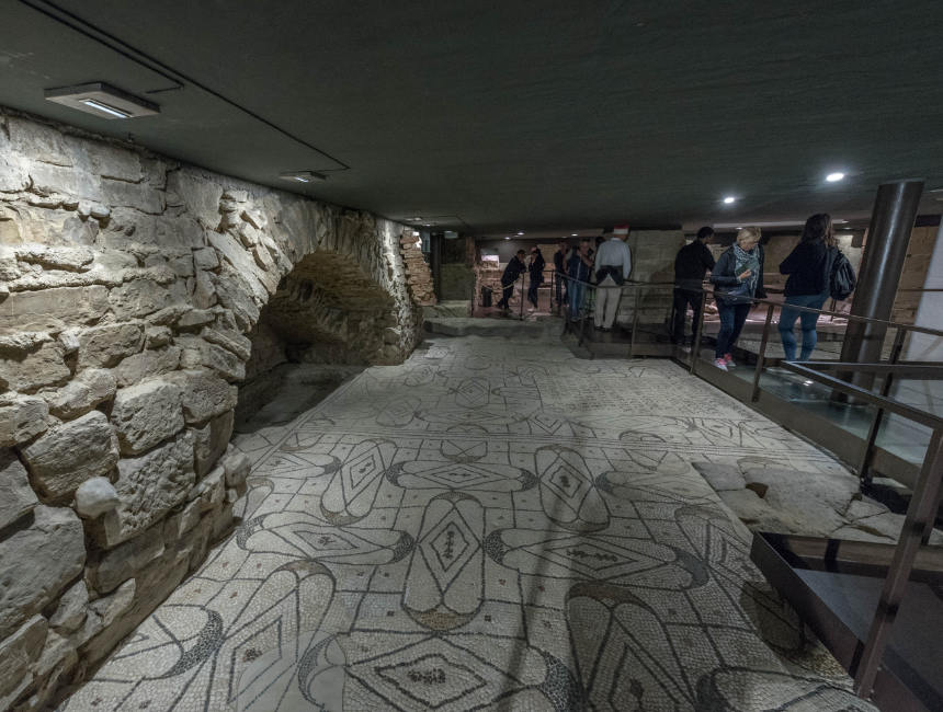 kathedraal firenze crypte