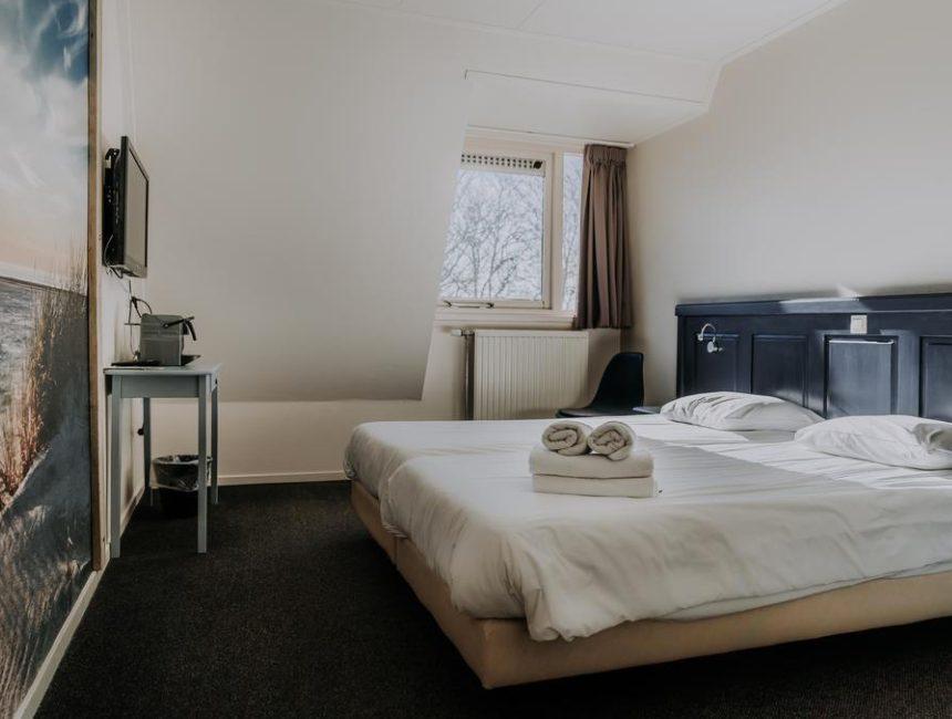 dagje Schiermonnikoog hotel de 4 dames