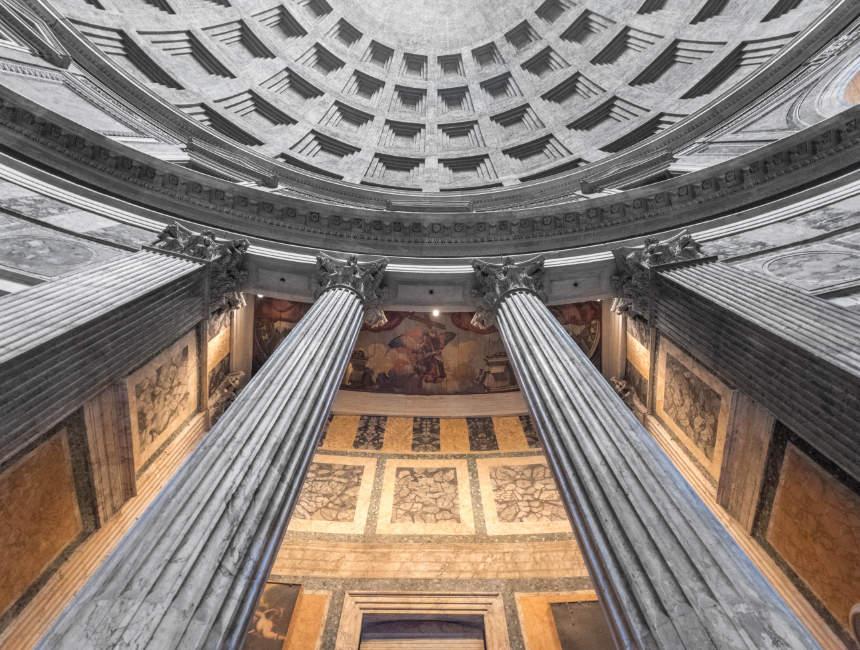 pantheon dingen om te doen in Rome