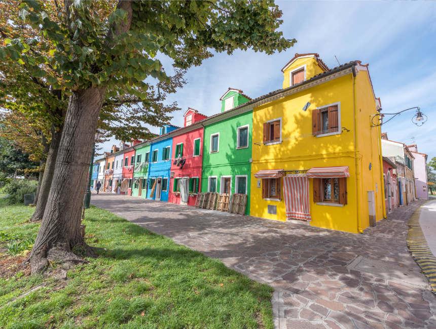 Burano dingen om te doen Venetië