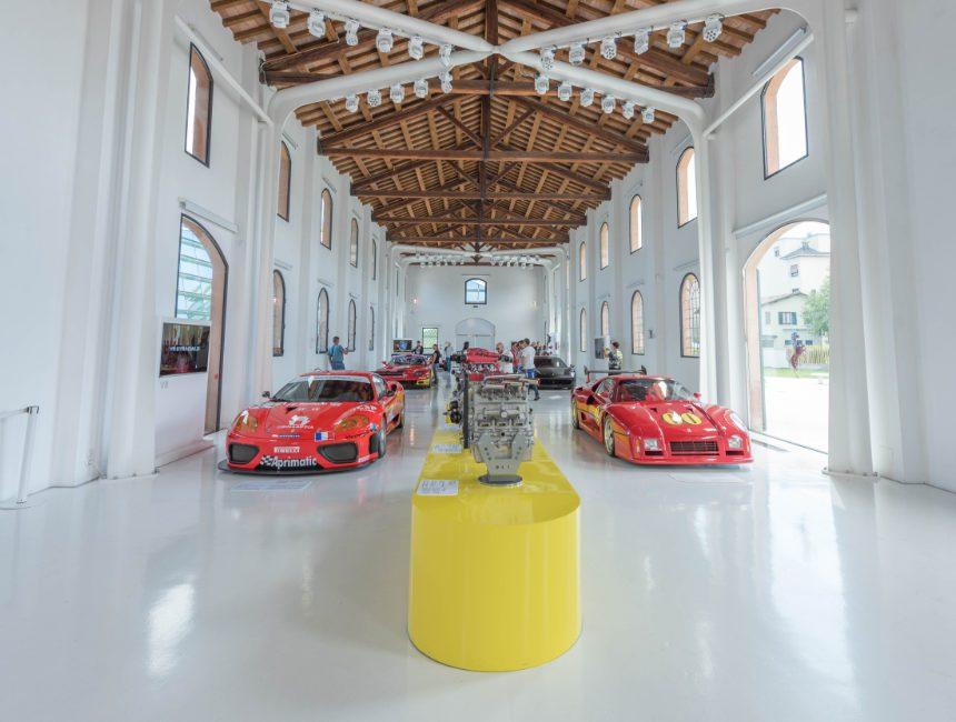 enzo ferrari museum Italië